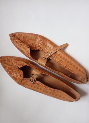 Постоли гуцульські взуття для дитини