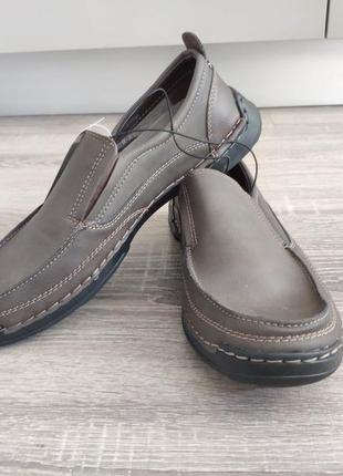 Туфли мужские izod