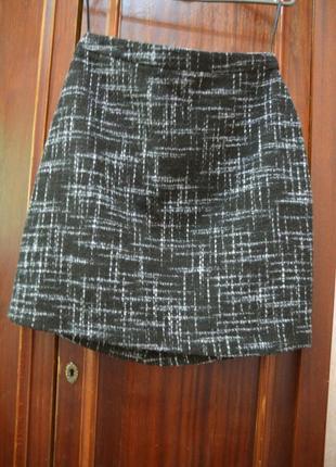 Крутая, трендовая юбка