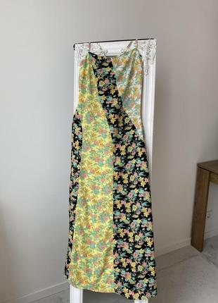 Летний сарафан платье тренд винтаж новый asos