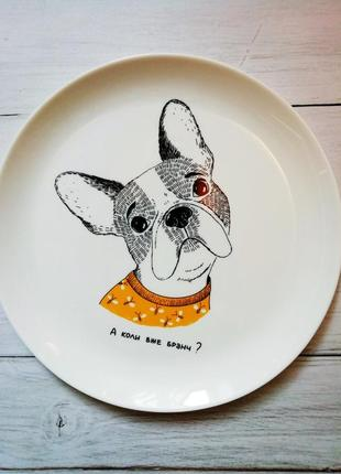 Orner тарелки