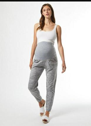 Новые трикотажные штаны для беременных