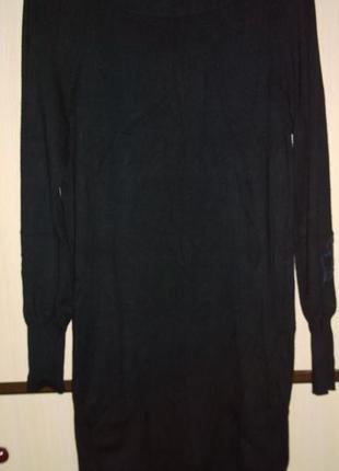Платье свитер marks spencer