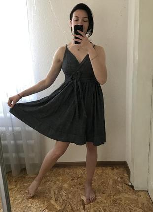 Летний сарафан , хлопковый сарафан , летнее платье