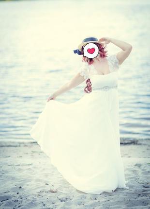 Свадебное платье 48-54 размера