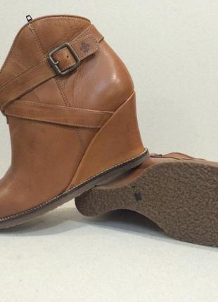 Ботинки демисезонные bourbon-коллекционные стелька 25 см