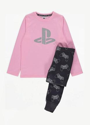 Пижама george с лого playstation