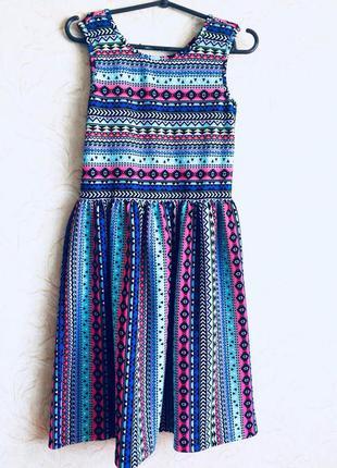 Милое летнее платьице