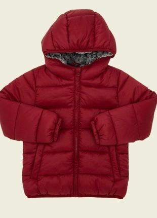 Стеганая утепленная демикуртка для мальчиков от dunnes stores на 9-10,10-11,11-12,13-14лет