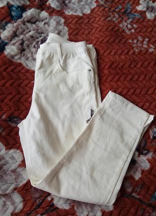 Штаны укороченные