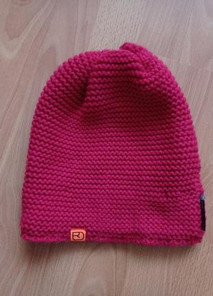 Женская шапка ortovox merino