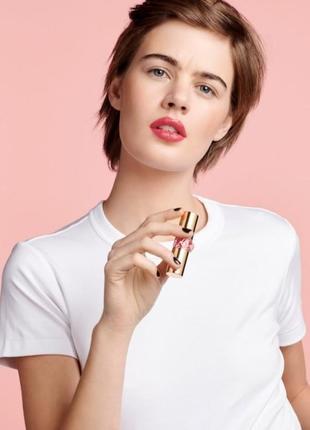 Помада-бальзам для губ ysl rouge volupte shine lipstick balm4 фото