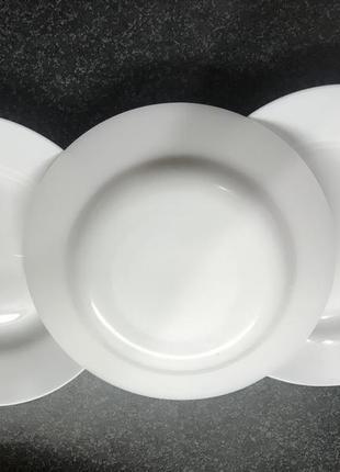 Тарелки столовые { 3 шт.}