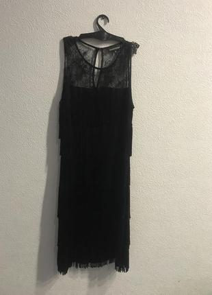 Красивенное платье травка