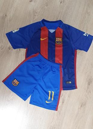 Комплект футболка и шорты для футбола