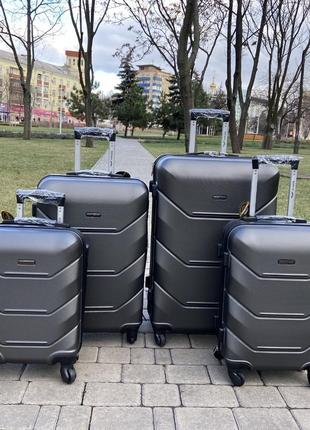 Чемодан,валіза ,польский бренд,wings,качественный ,надёжный