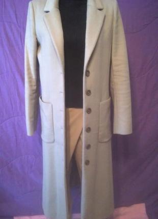 Кашемировое пальто patrizia pepe