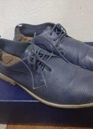 Ботинки clarks 42 размер