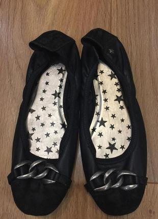 Женские балетки next