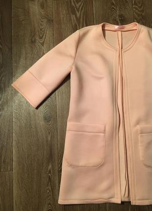 Блейзер, пиджак, кардиган удлинённый2 фото