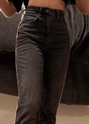 Классные мом джинсы colins vintage denim maria 896 свободные высокая посадка