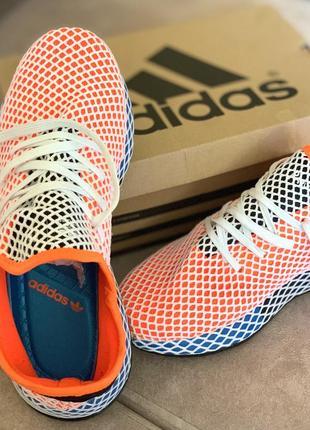 Кроссовки adidas deerupt runner