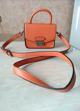 Классная мини сумочка