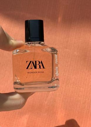 Zara wonder rose/парфюм /туалетна вода/туалетная вода/парфуми, жіночі zara2 фото