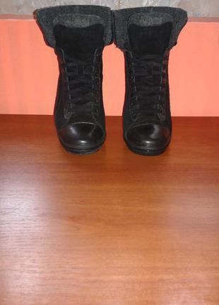 Ботинки на каблуке puma