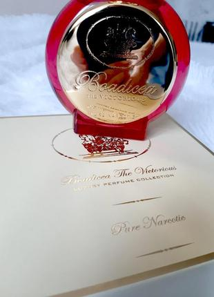 Boadicea the victorious pure narcotic оригинал_eau de parfum 2 мл затест6 фото