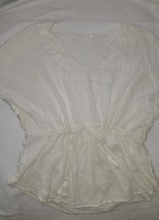 Блуза, накидка на пляж