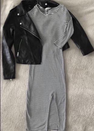 Платье bershka новое размер xs
