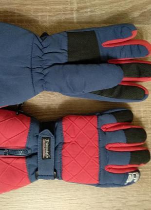 Мужские горнолыжные перчатки size 8