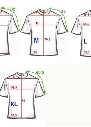 Женская футболка оверсайз хакки базовая классическая хлопковая fruit of the loom7 фото