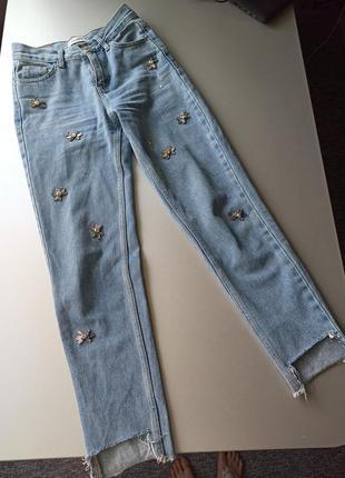 Продам супер джинсы pull bear