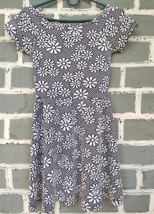 Красивое платье бренда topshop