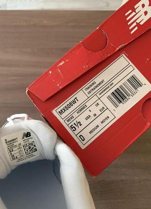 New balance 608,  оригинал фирменные  кроссовки5 фото