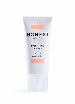 Матирующий праймер honest beauty everything primer matte 30 мл
