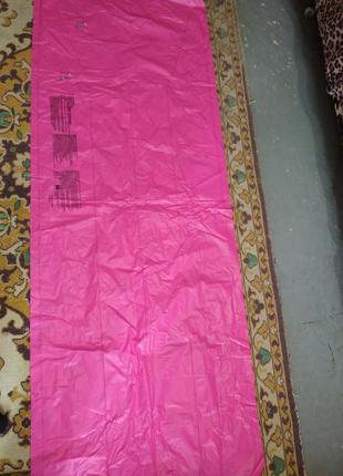 Матрац надувной  большой с подушкой , размер180 см на 68см, новый
