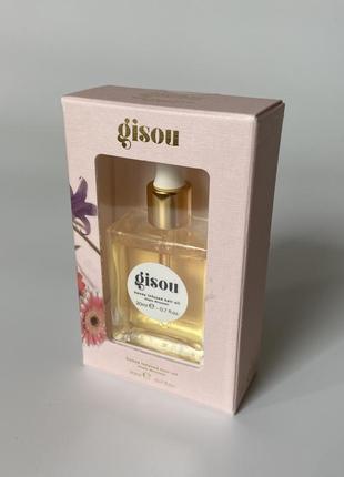 Масло для волос gisou honey infused hair oil by negin mirsalehi