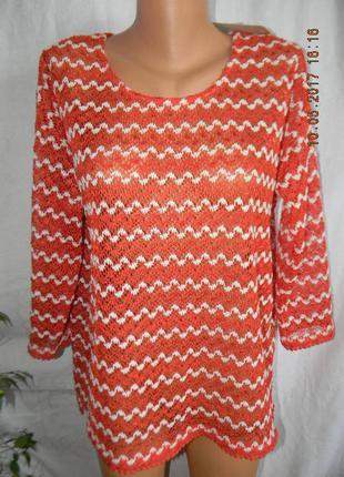 Кружевная новая блуза next