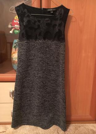 Стильное платье waggon paris