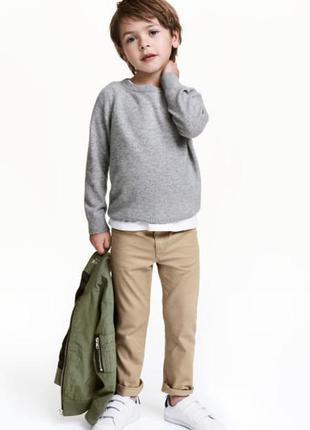 Фирменные джинсы h&m р6-7 лет