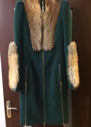Очень стильное пальто samang