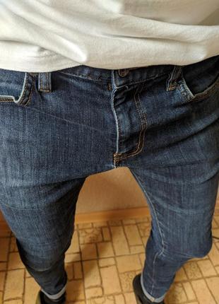 Мужские джинсы slim fit