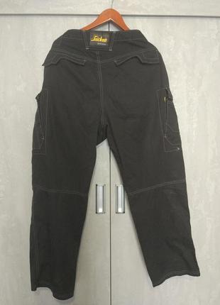 Повсякденні або робочі штани snickers workwear