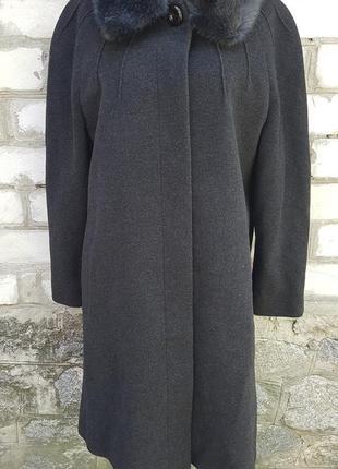 Шерстяное пальто precis petite