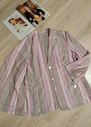 Свободный лёгкий пиджак жакет кардиган