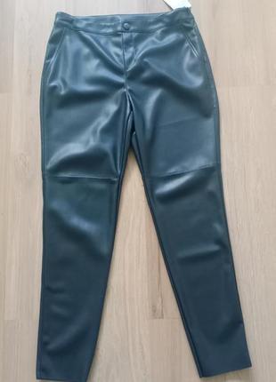 Продам новые кожаные брюки