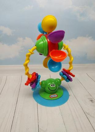 Игрушка на столик для кормления little tikes